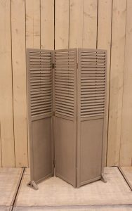 Lorca roomdivider - taupe